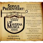La Taverna Musica (2014)