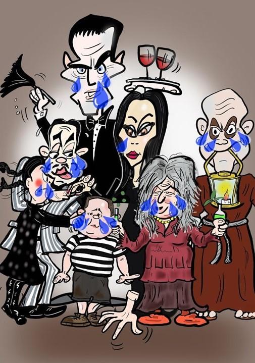 Addams Family gaat niet door in 2021